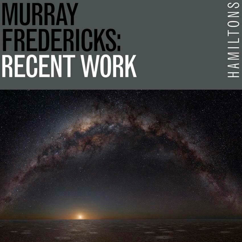 Murray Fredericks - Recent Work/Salt