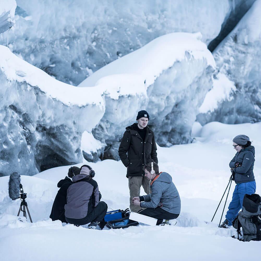 ETH Zurich Analog and Digital on the Glacier with ALPA