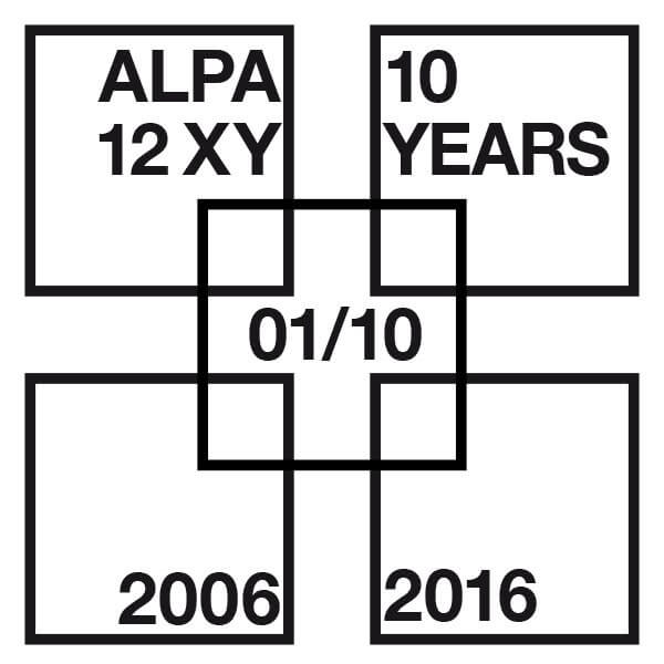 ALPA 12 XY Limited Edition 10 Years: The End of an Era