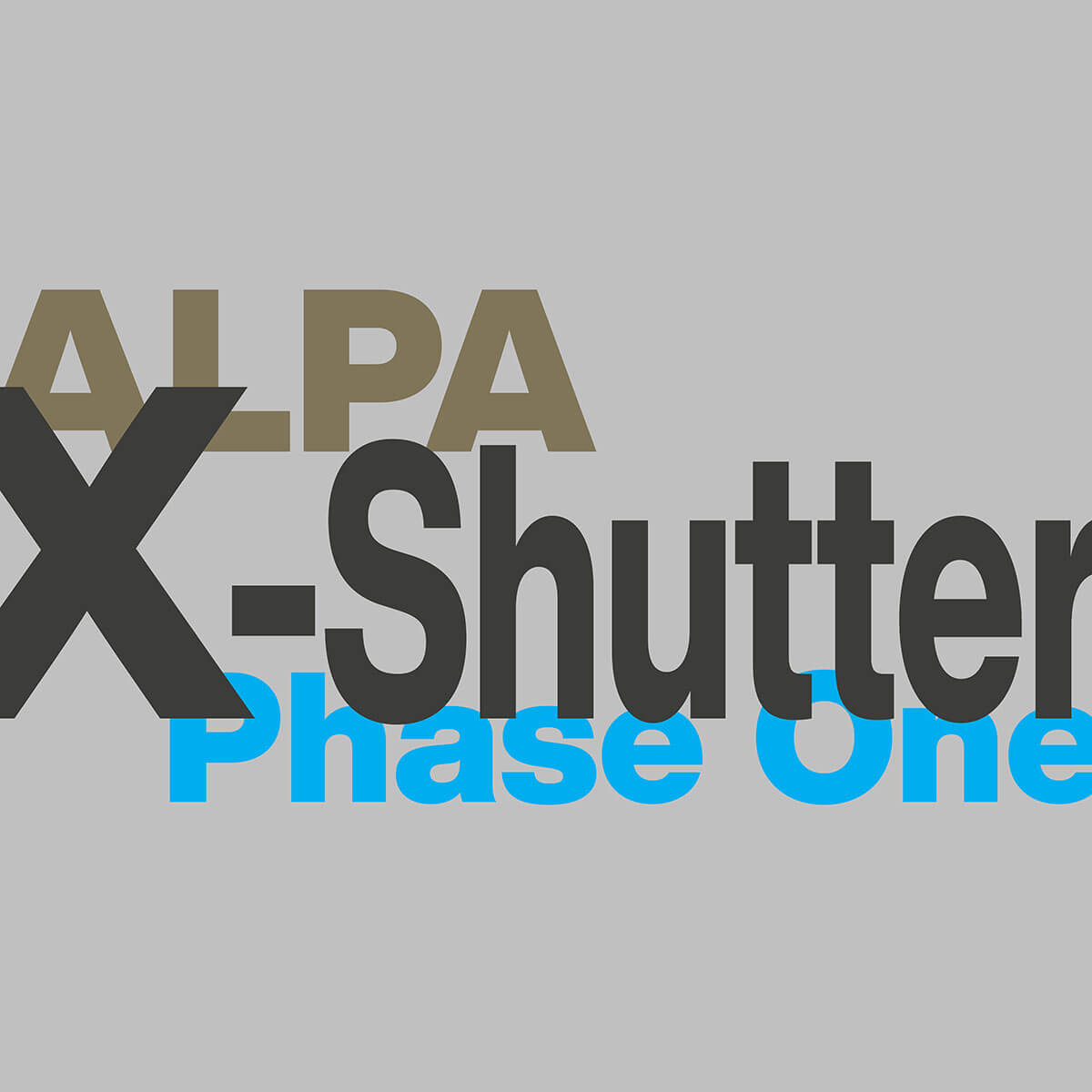 ALPA Lenses and the Phase One X-Shutter