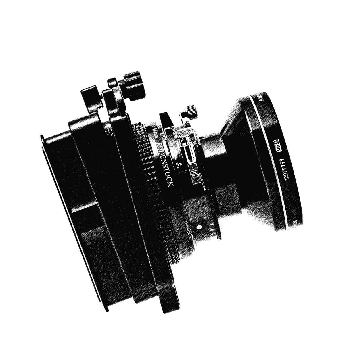 Parallel Shift and Scheimpflug Lens Tilt