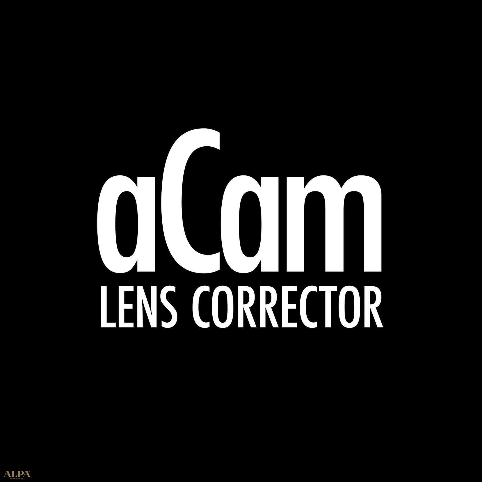 ALPA aCam Lens Corrector Plug-In