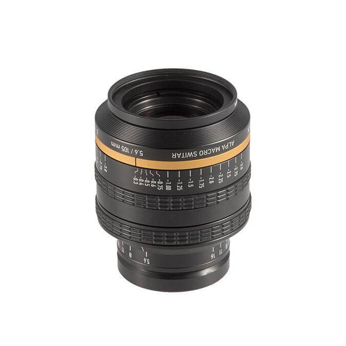 Dedicated ALPA Macro Lenses