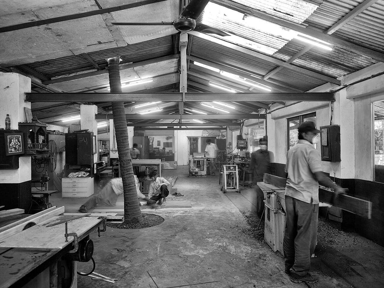 Huber Studio Mumbai / Saat Rasta