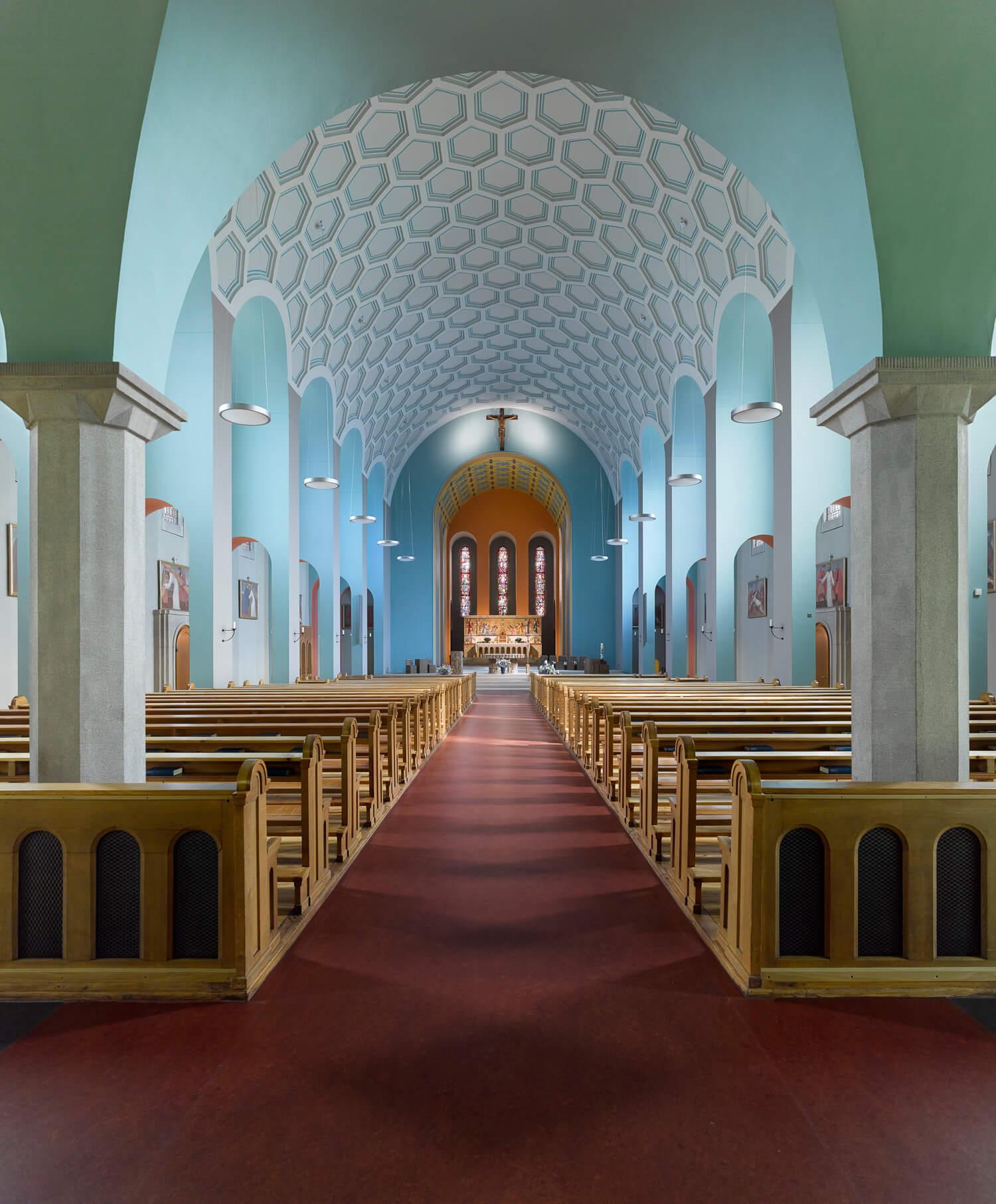 Gempeler Pfarrkirche Wünnewil