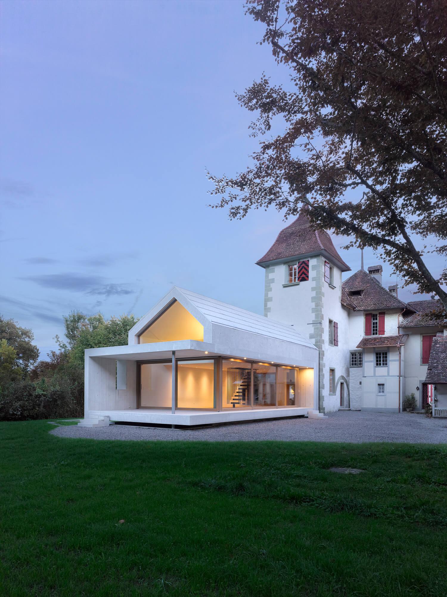 Gempeler Schloss Toffen