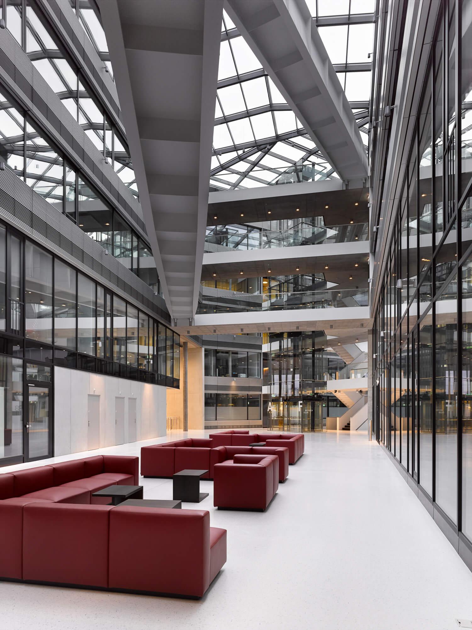 Gempeler Swisscom Business Park