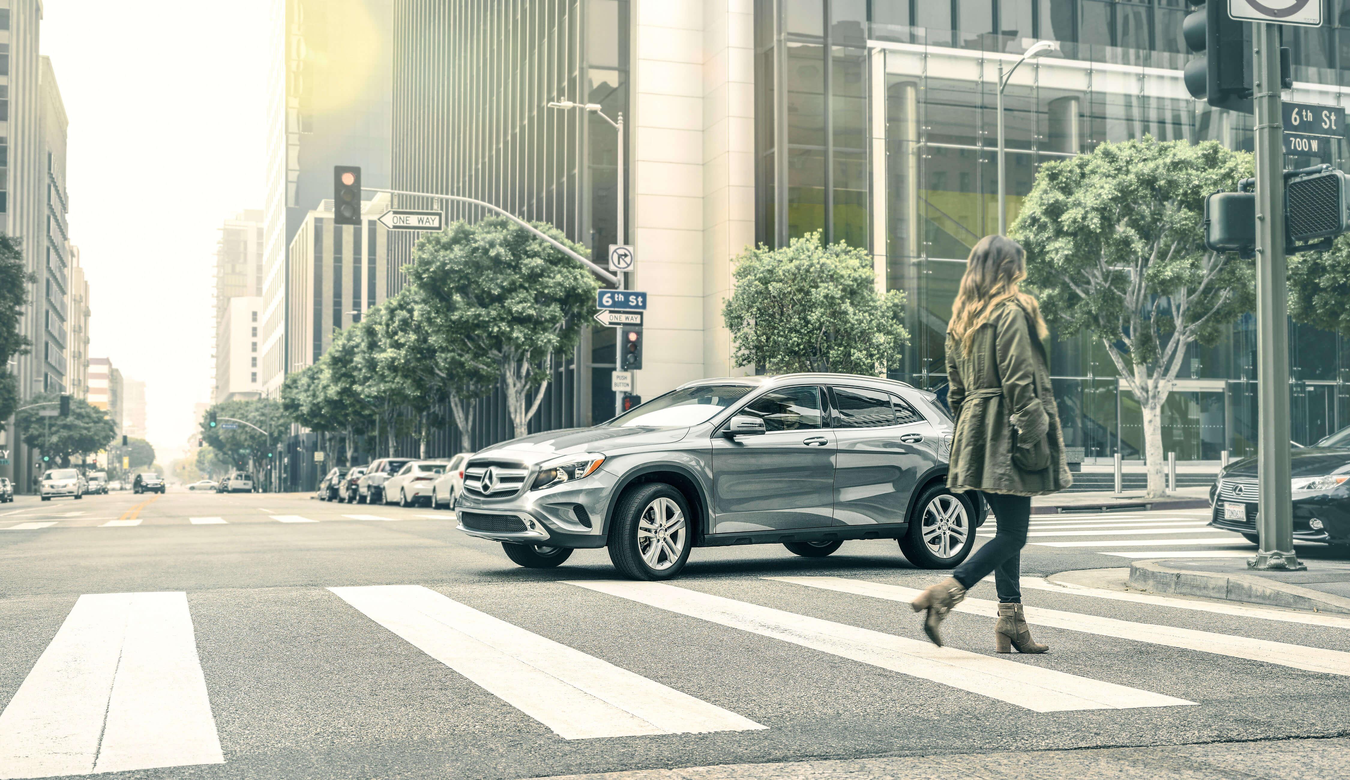 Barshon Mercedes GLA