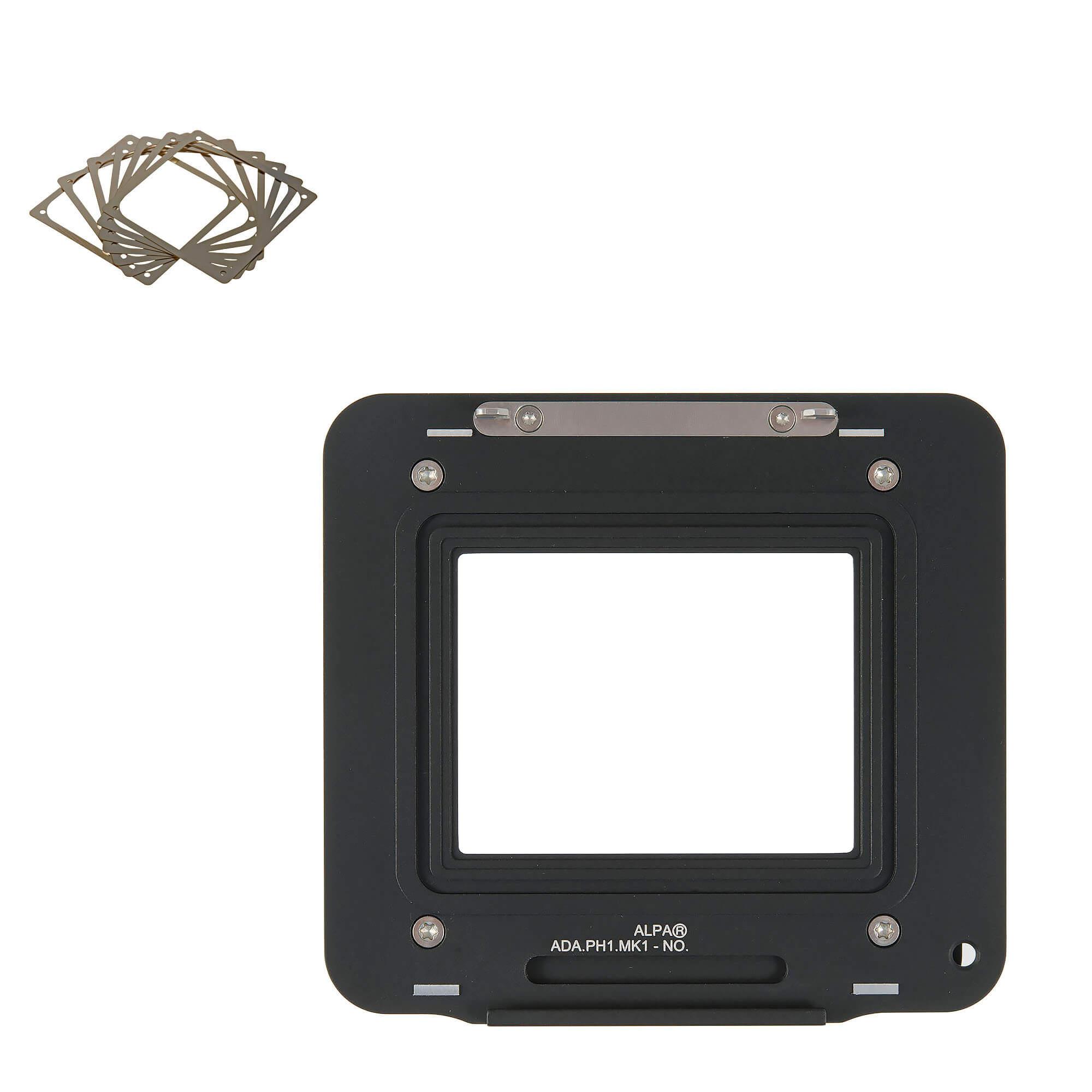 ALPA Adjustable Digital Back-Adapters