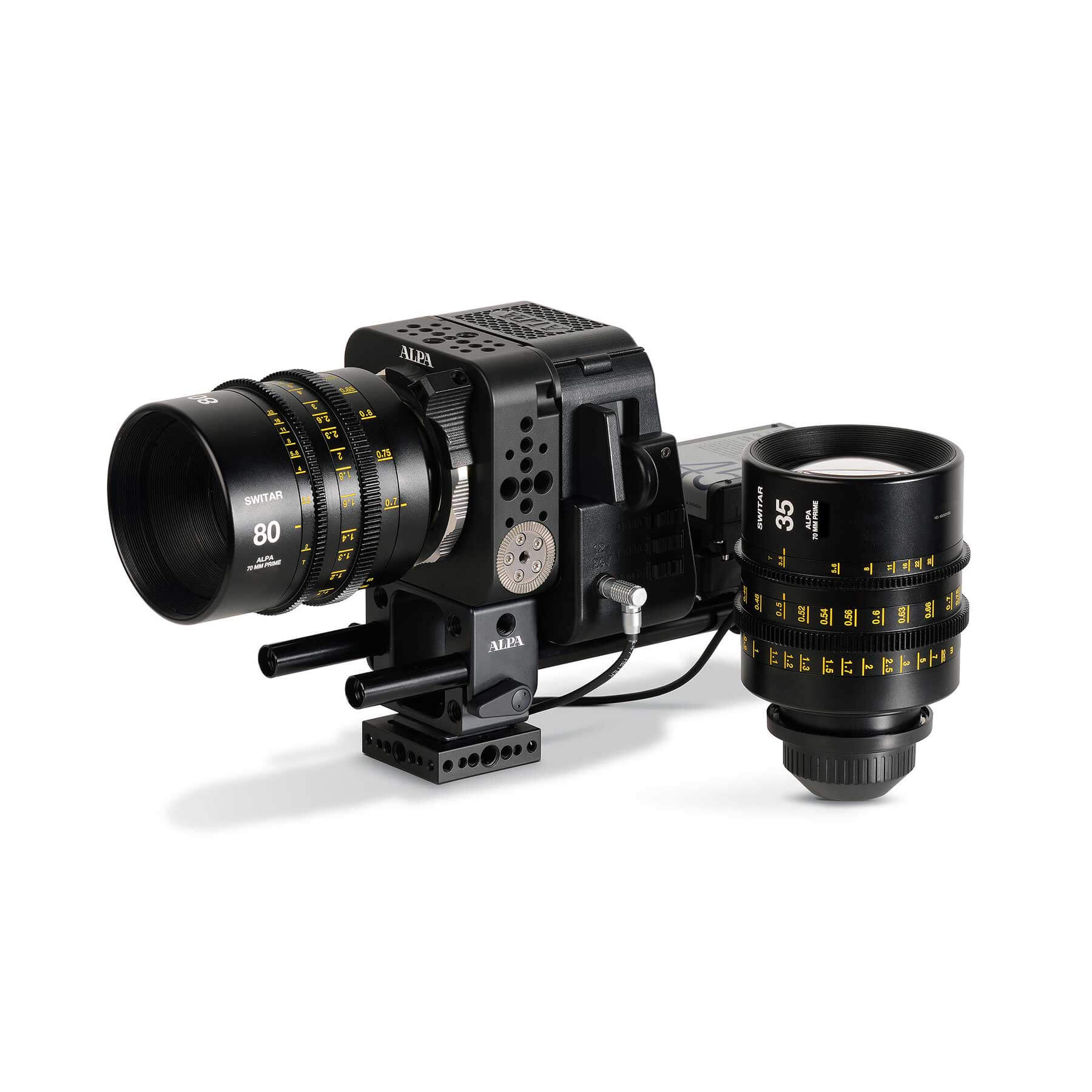 ALPA Platon Modular Moving Image Camera