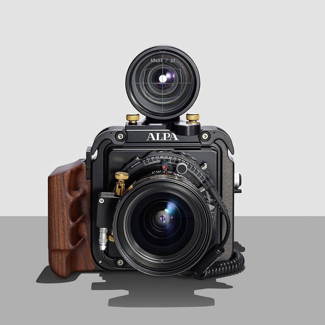 ALPA Camera Bodies without Moving Front- and/or Rear Element