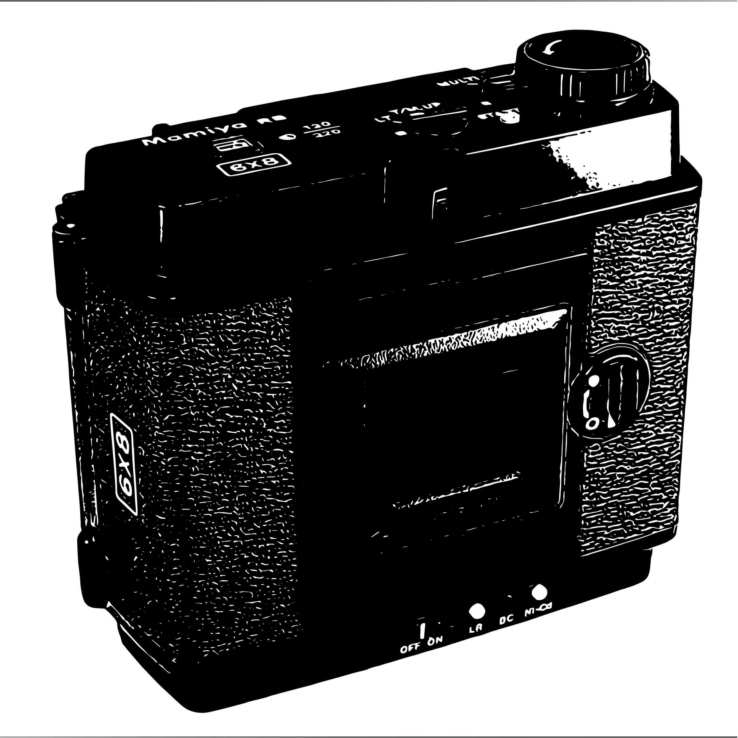 RB67 Pro-S 6x8 Power Drive