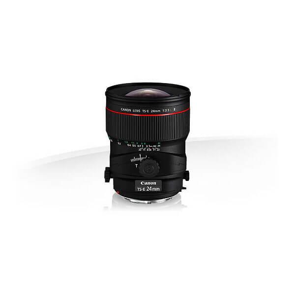 Canon TS-E 24 mm f3.5 L II