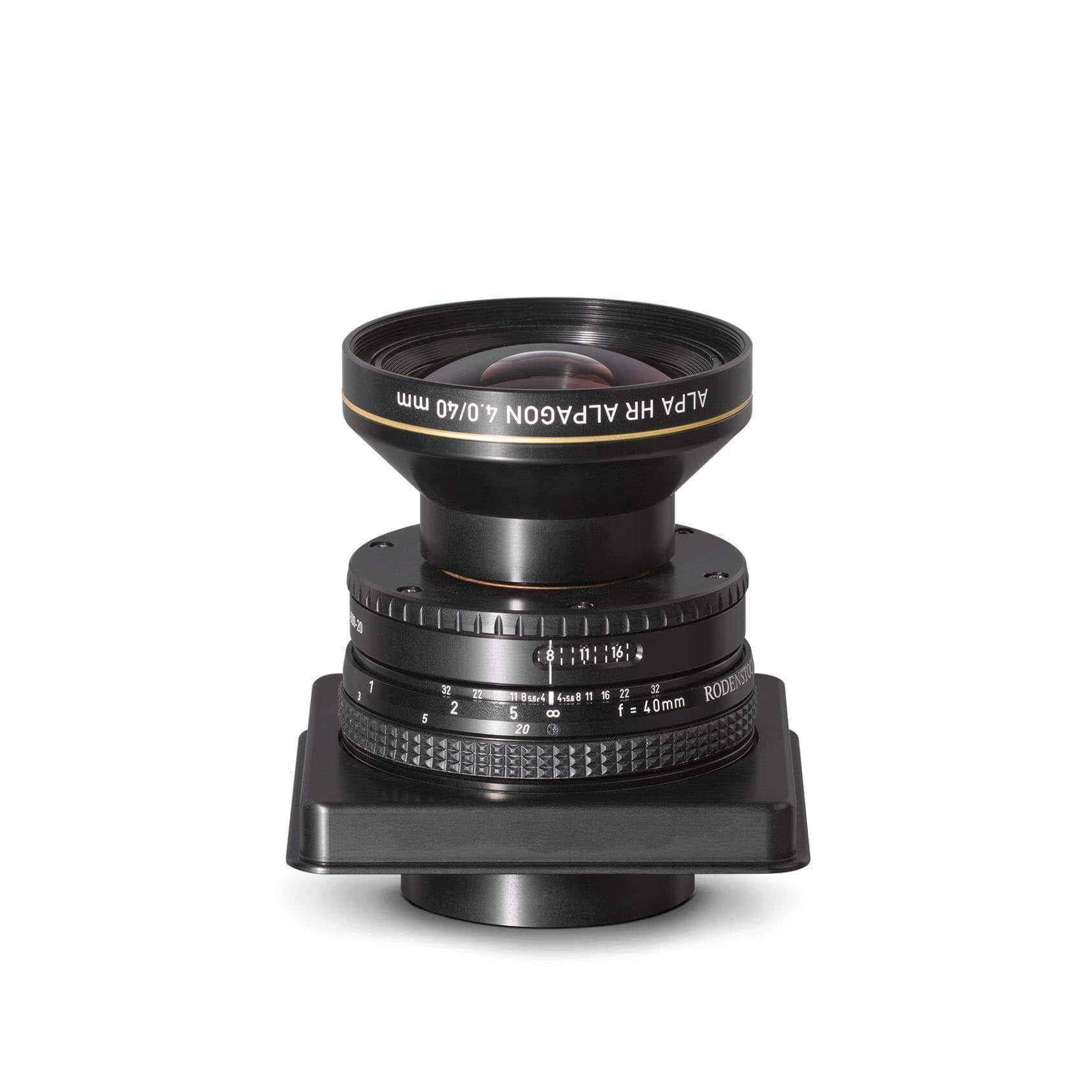 ALPA HR Alpagon 4,0/40 mm