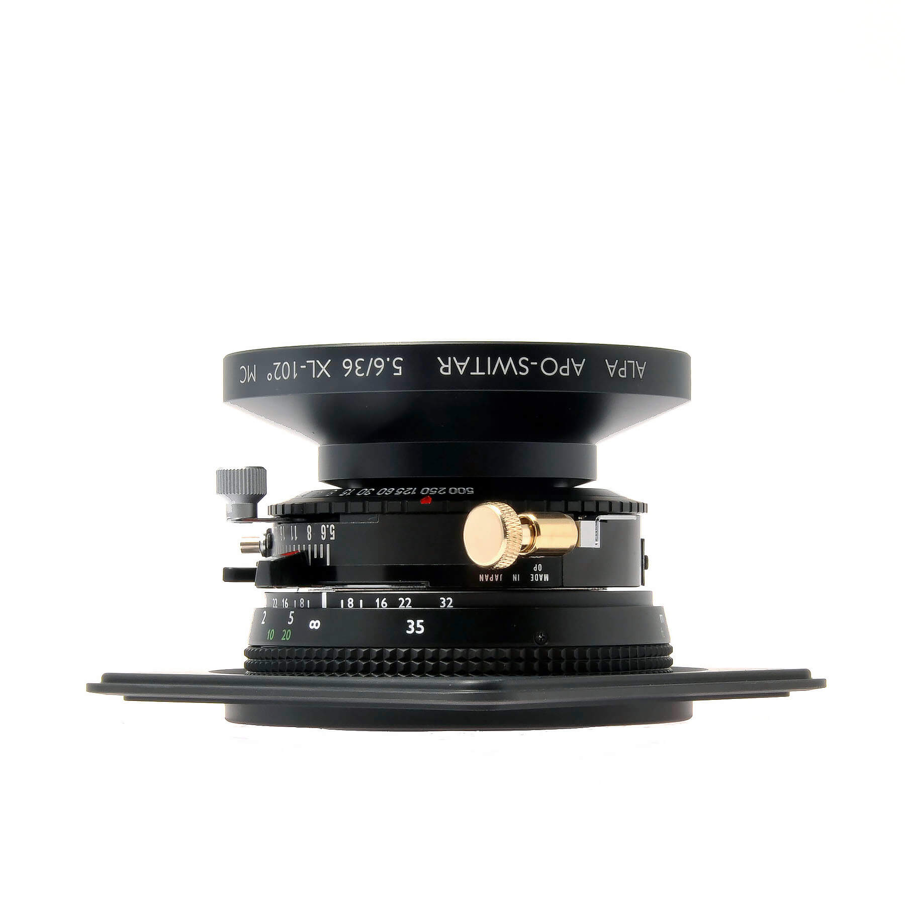 ALPA Apo Switar 5.6/36 mm