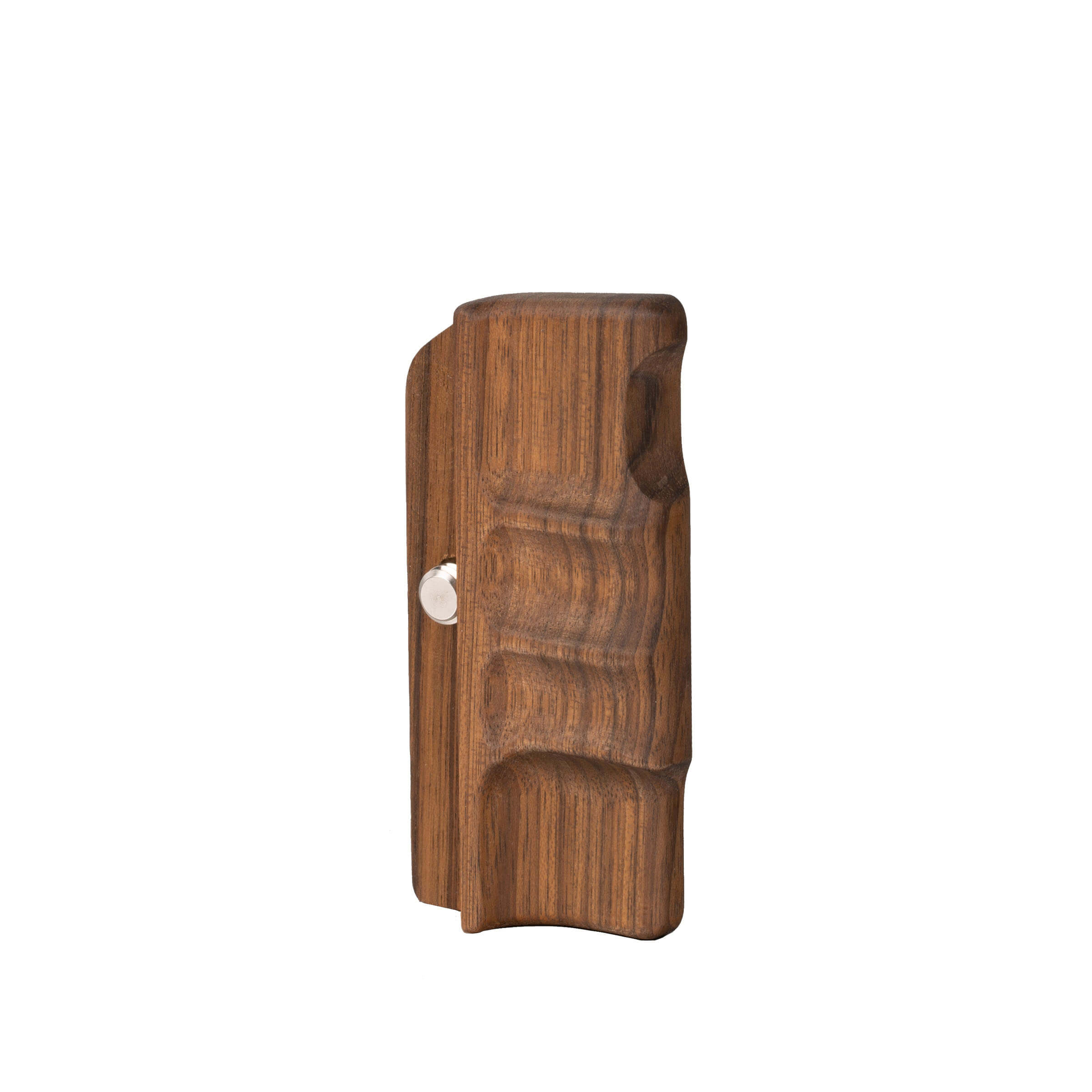 ALPA PLUS handgrip left, rosewood natural