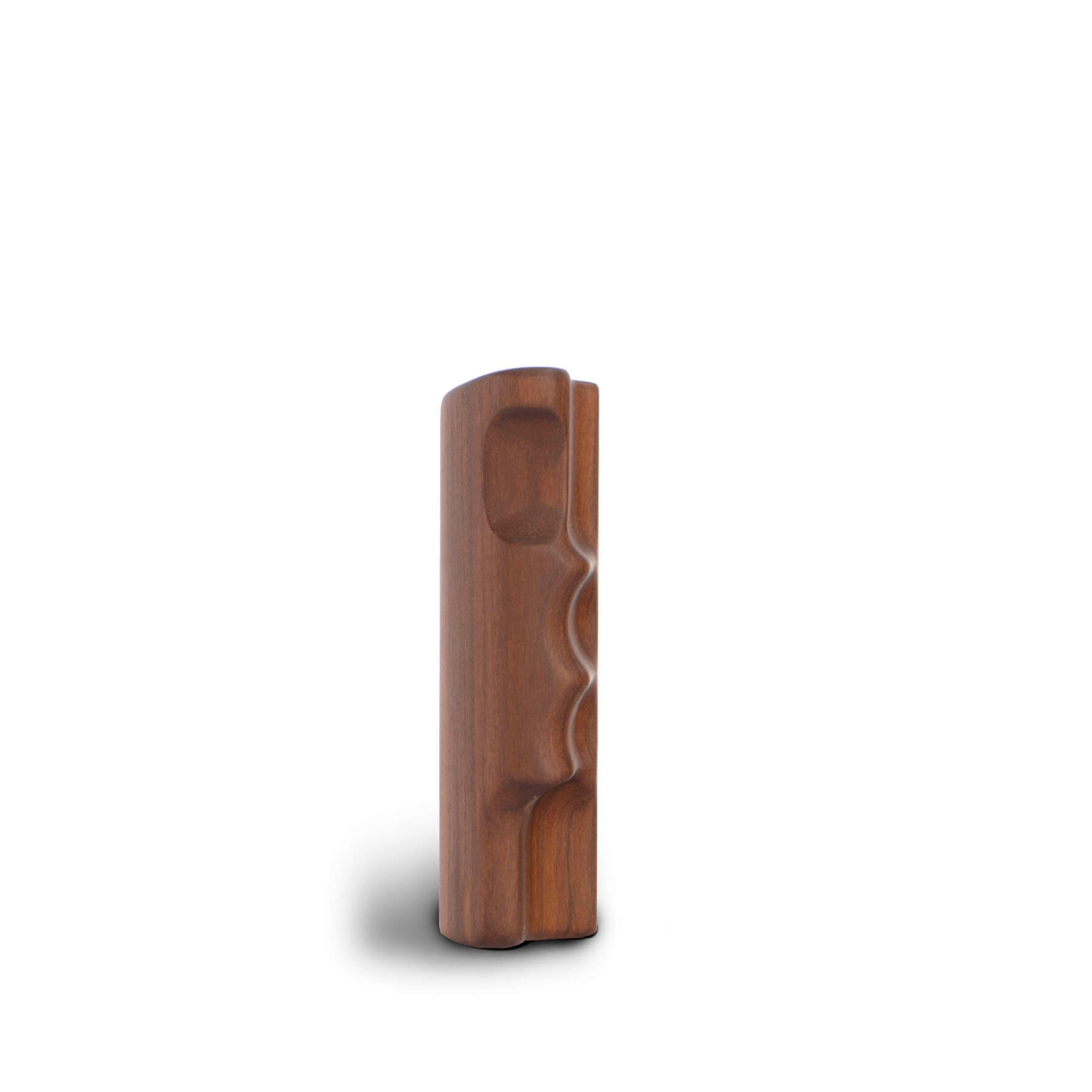 ALPA PLUS handgrip right, rosewood natural