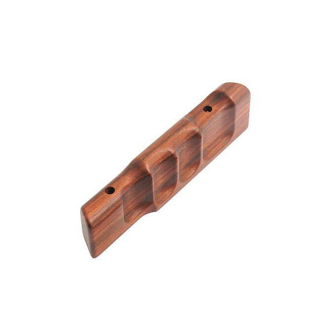 ALPA MAX/STC/PANO handgrip right, rosewood natural