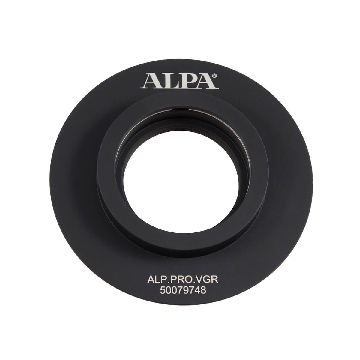 ALPA / Novoflex V Groove Adapter