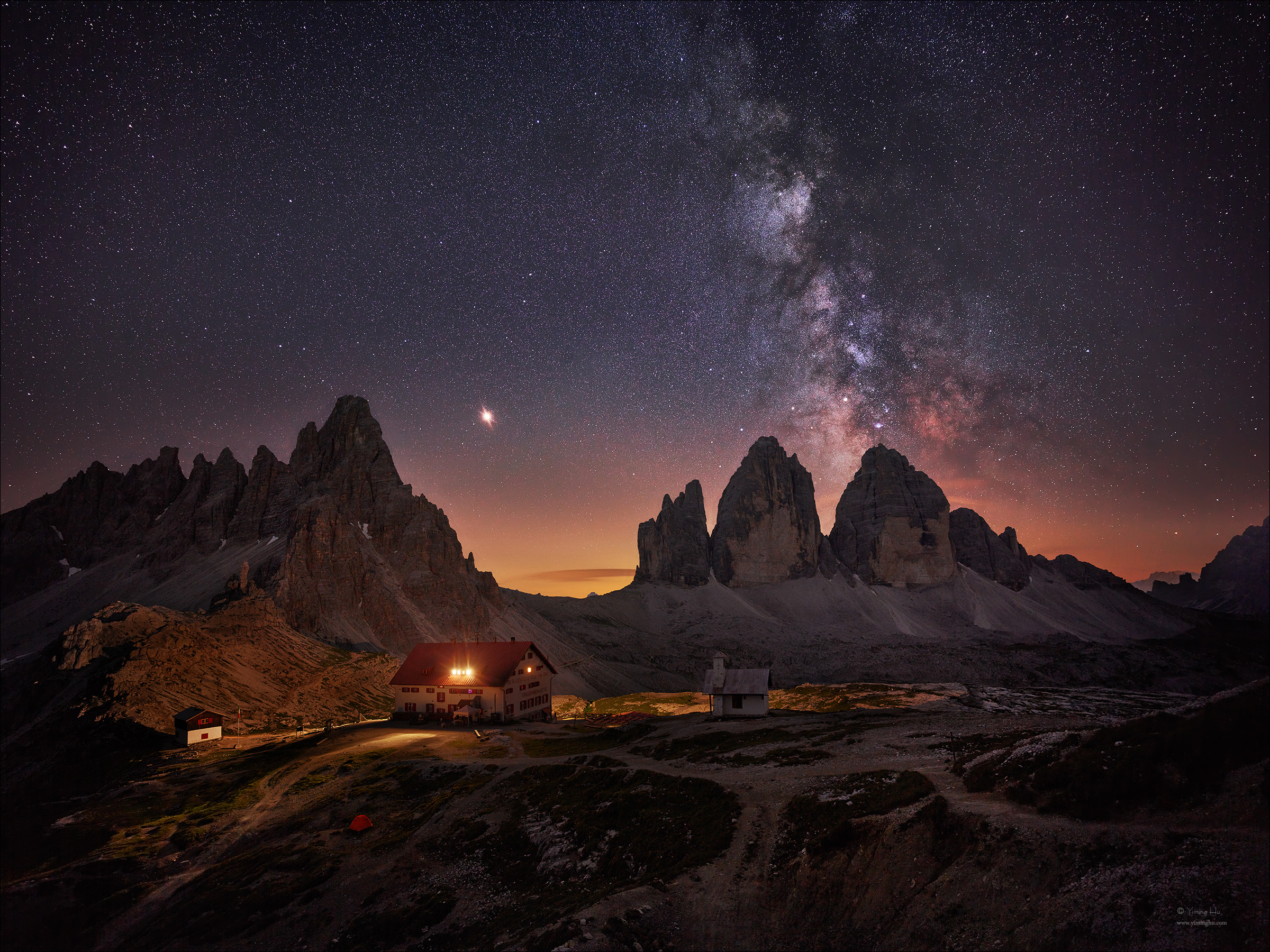 Hu The Grand Landscape