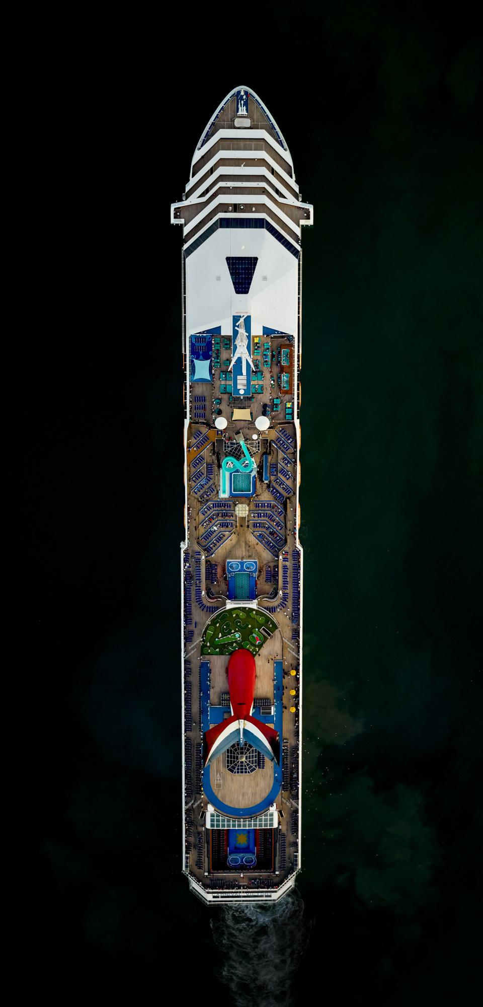 Milstein Cruise Ships