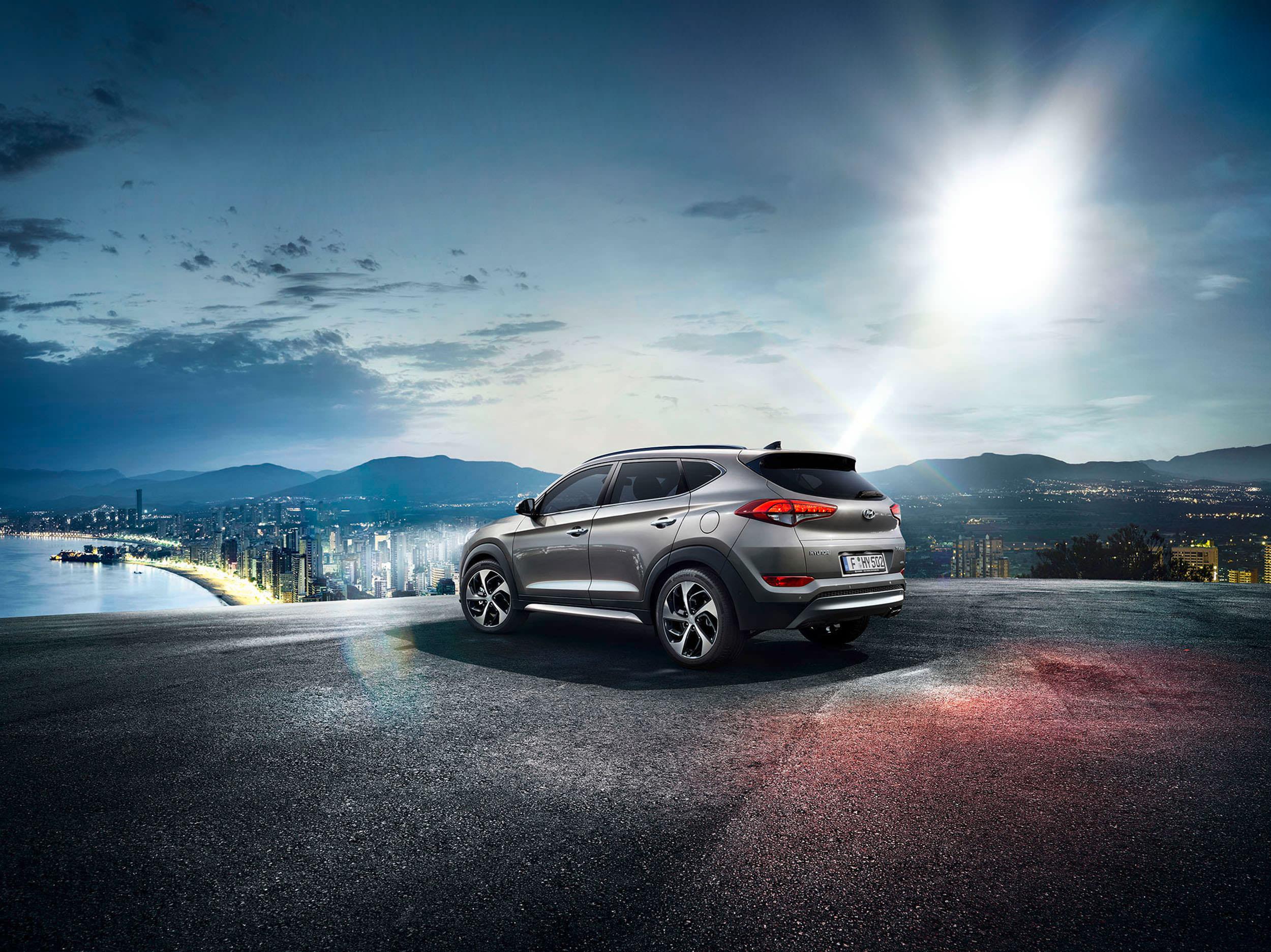 Puschmann Hyundai European Campaign