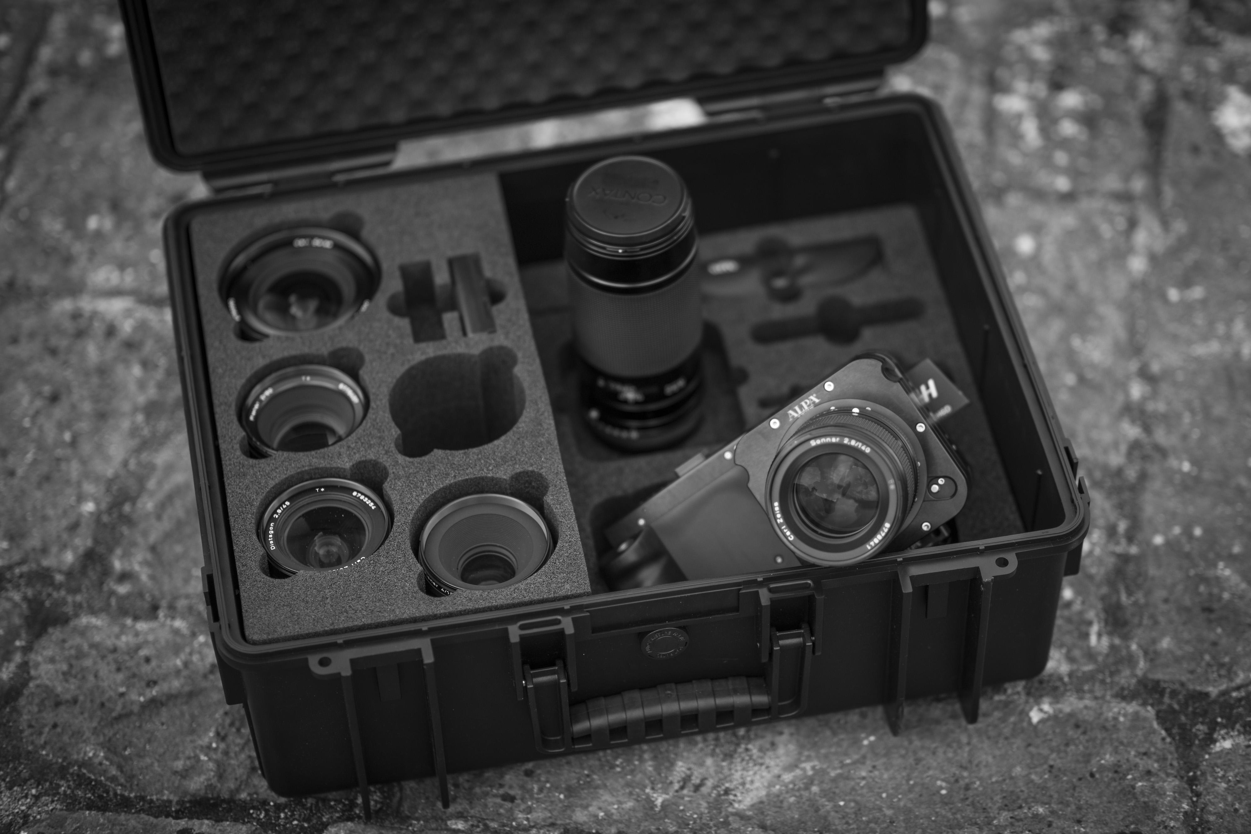 ALPA Lens Module Contax 645