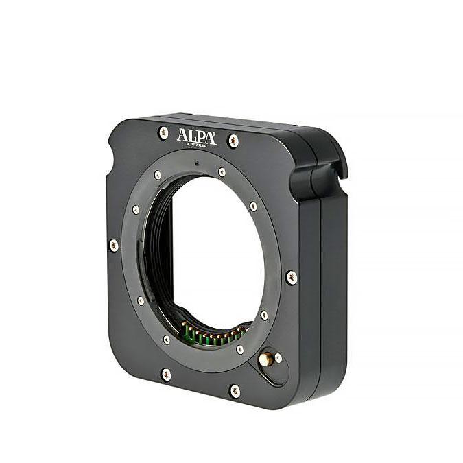 ALPA Lens Module CONTAX 645 fix