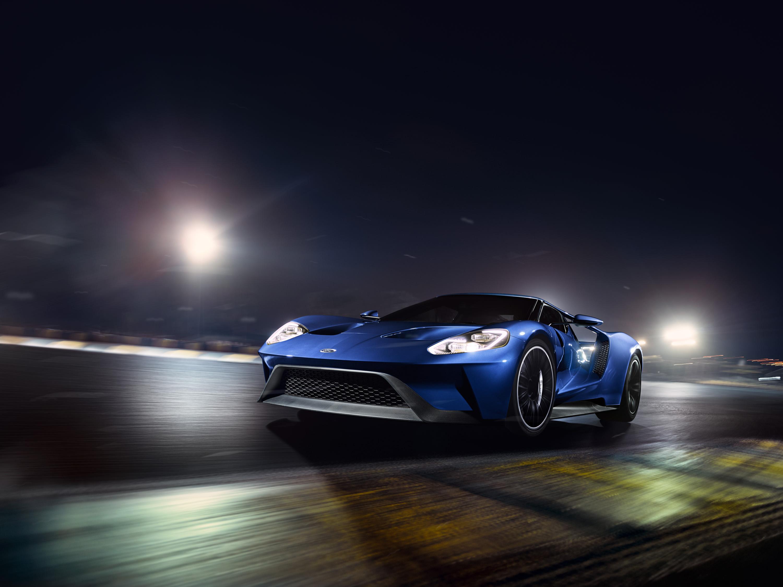 Jahn Ford GT