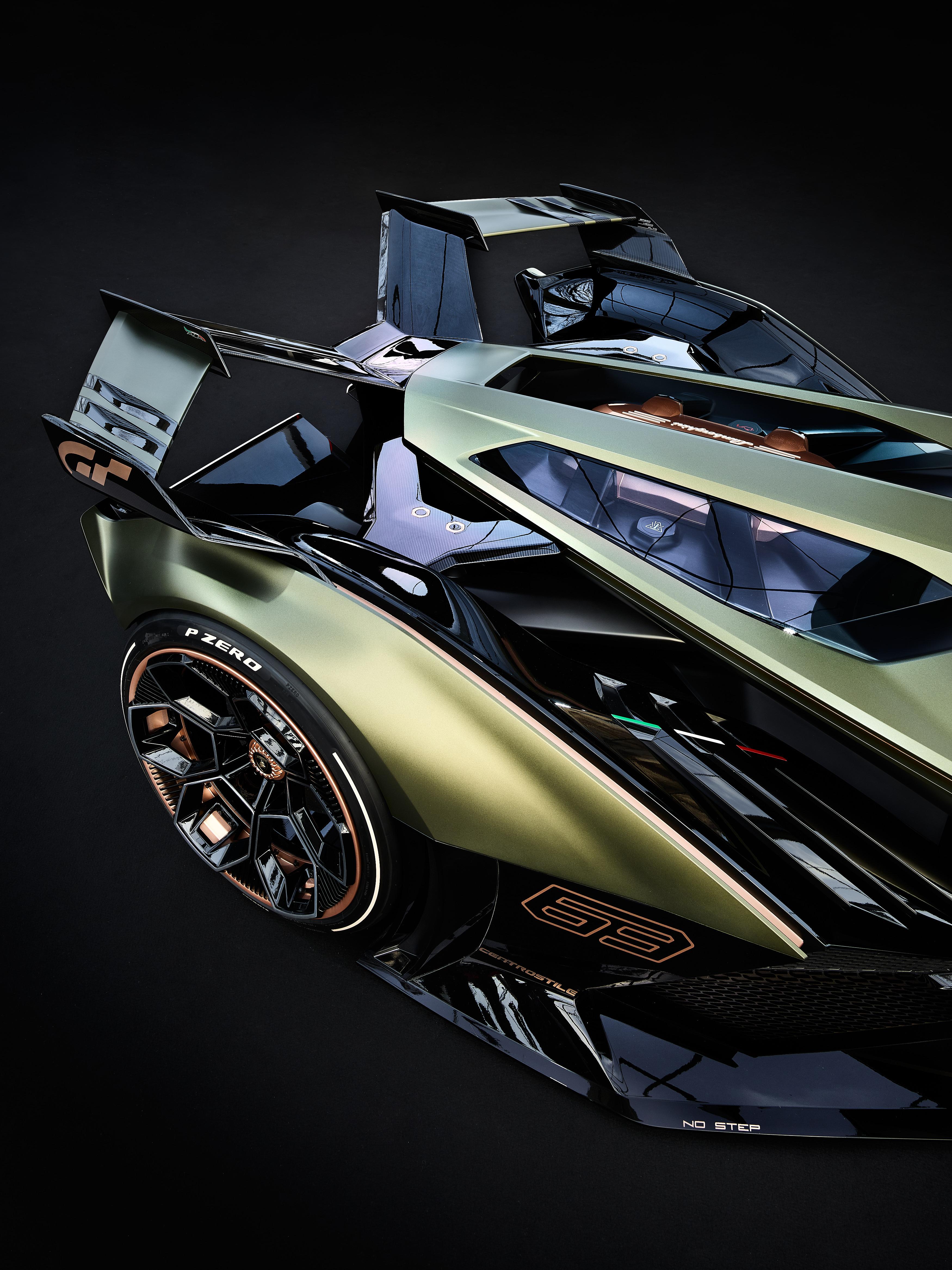 Pech Lamborghini V12 Vision Gran Turismo