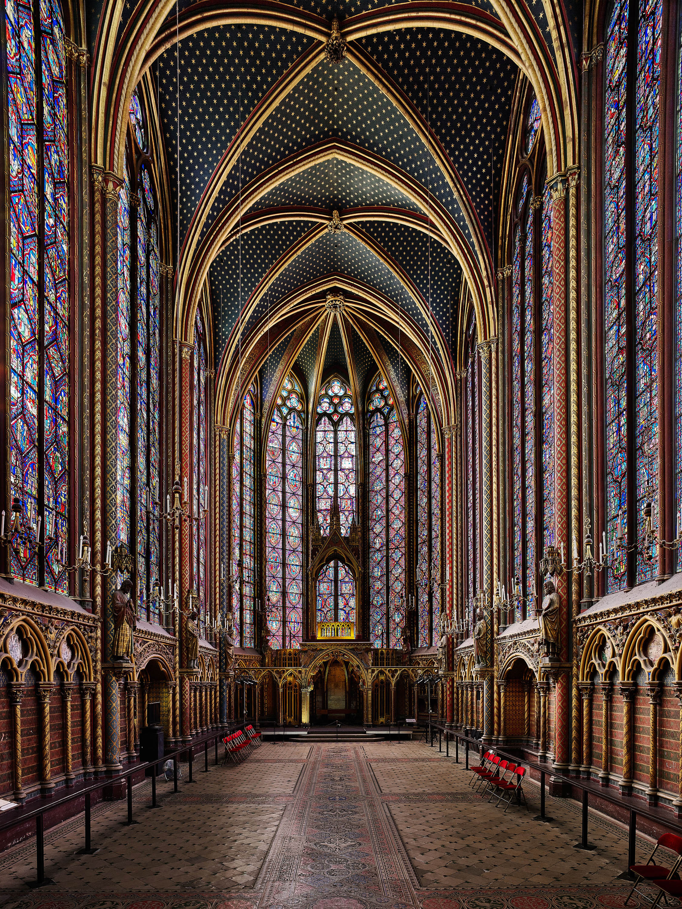 Pech Saint-Chapelle Paris
