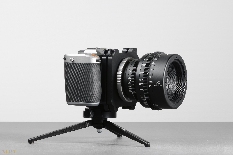 ALPA Lens Module for Arri PL mount and Hasselblad X1D ©ALPA