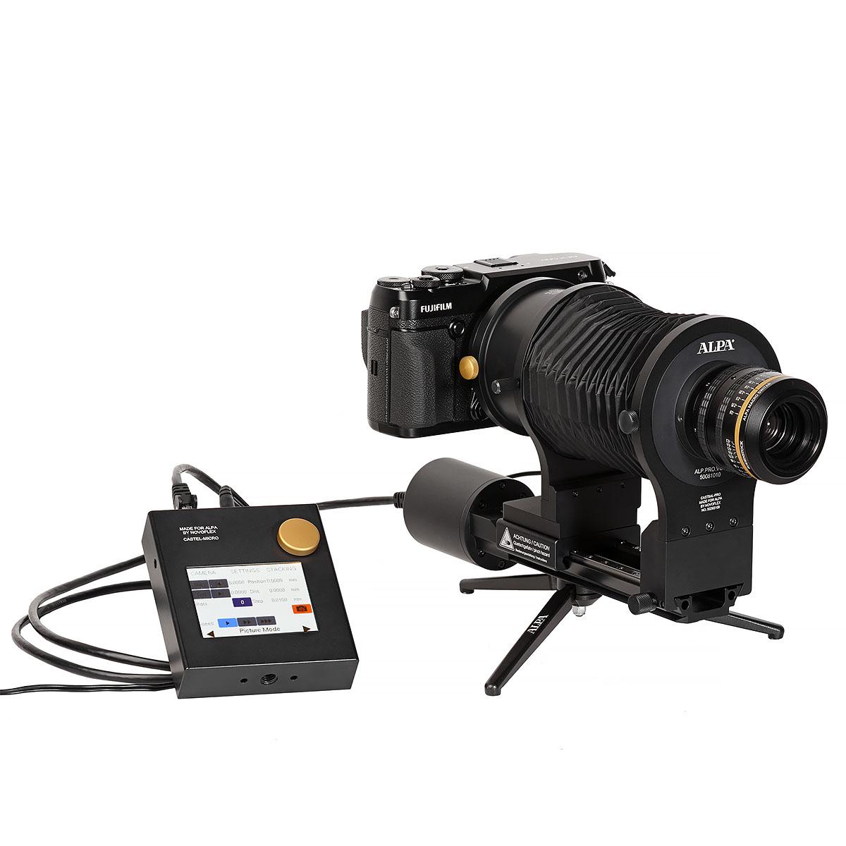 Introducing ALPA Adapter Fujifilm GFX Bodies on ALPA Bellows