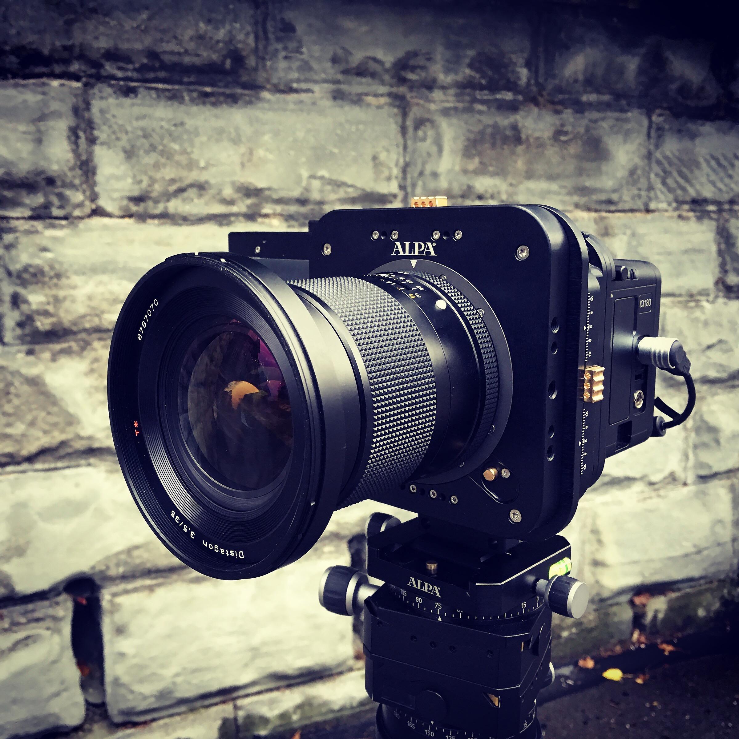 Tech Info Contax 645 Lenses