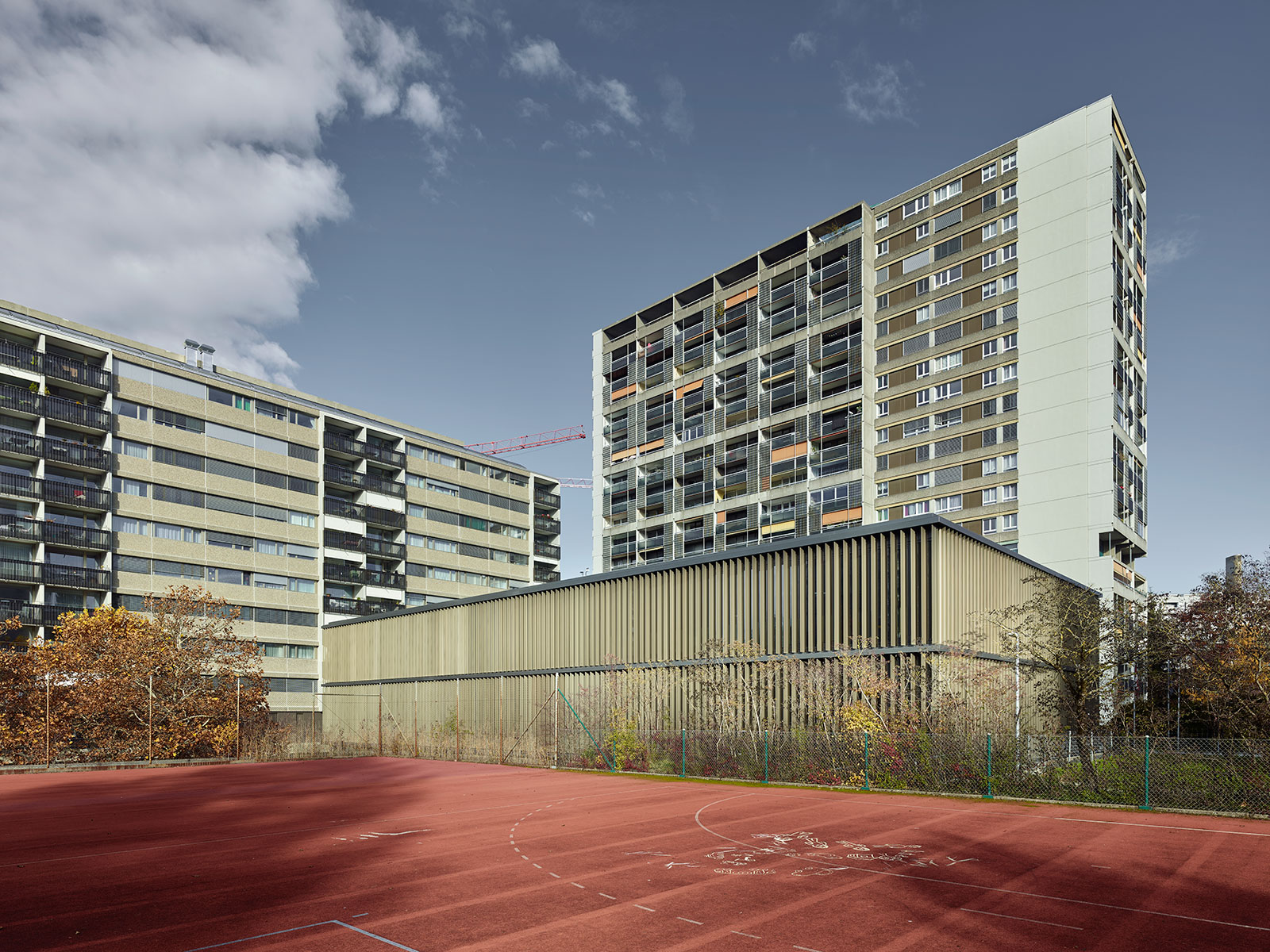 Poffet Bürogebäude Bern