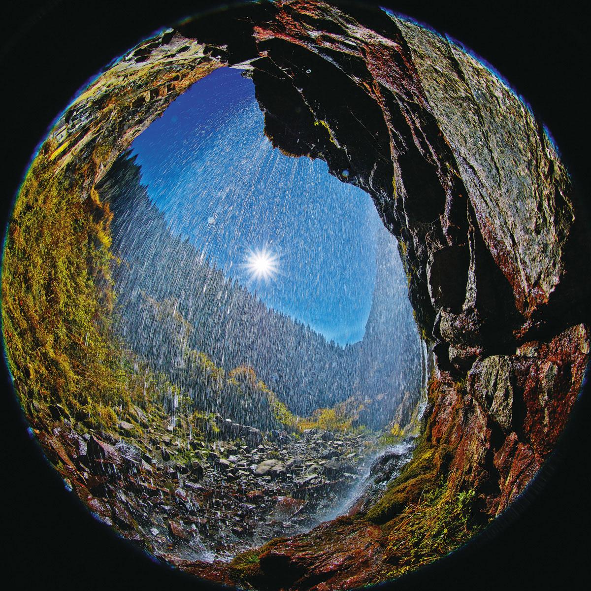 Kabdykairov Landscape Circle