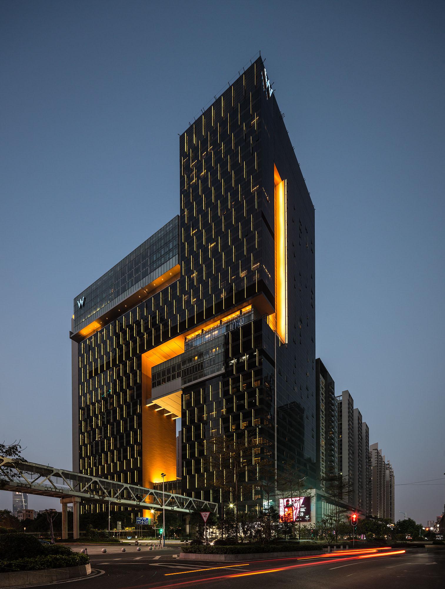 Kügler Guangzhou by Night