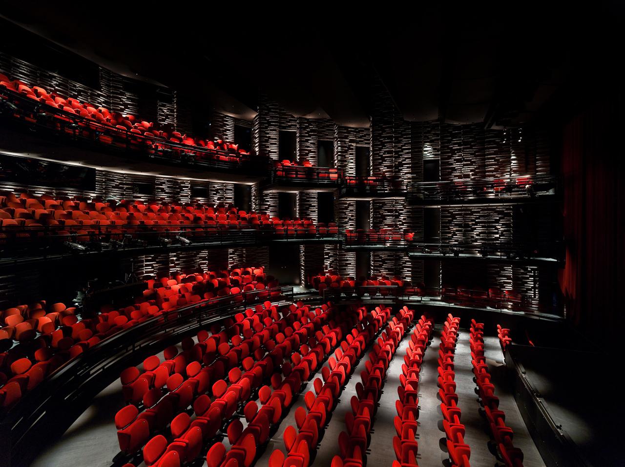 Mørk Skuespielhuset
