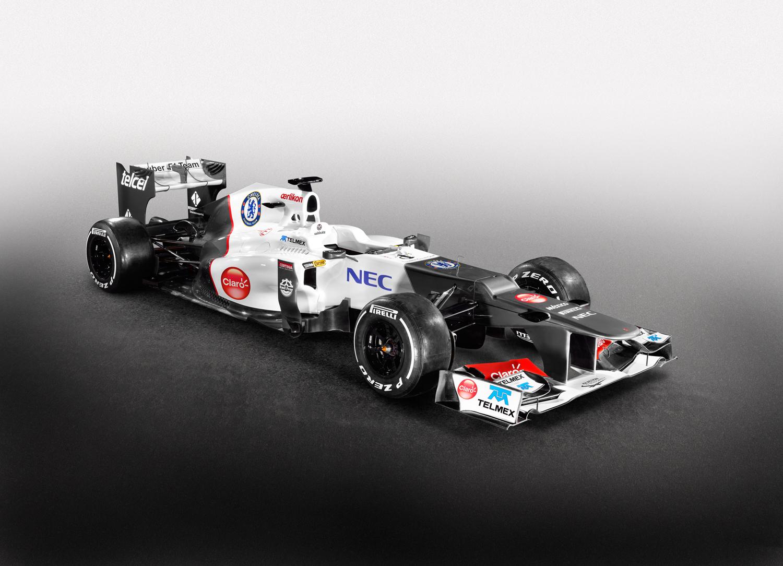 Ruchti Sauber F1