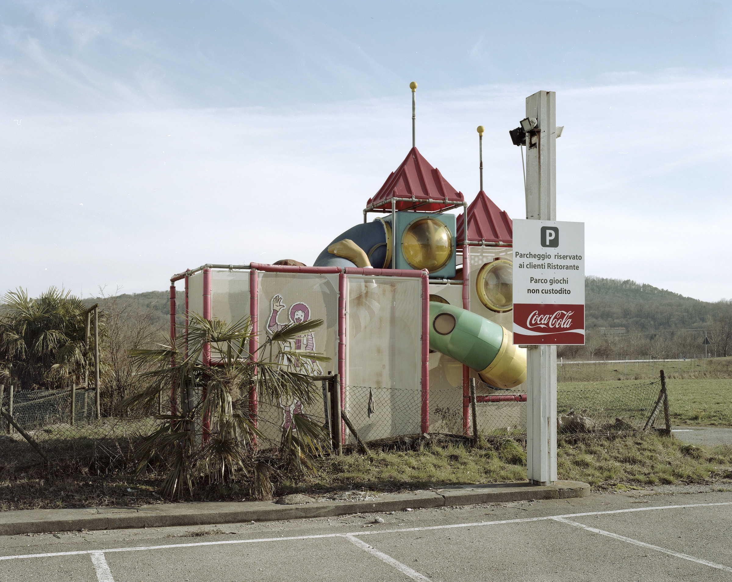 Ponti The aesthetics of the winners - Into the influence of the American landscape in the Europe