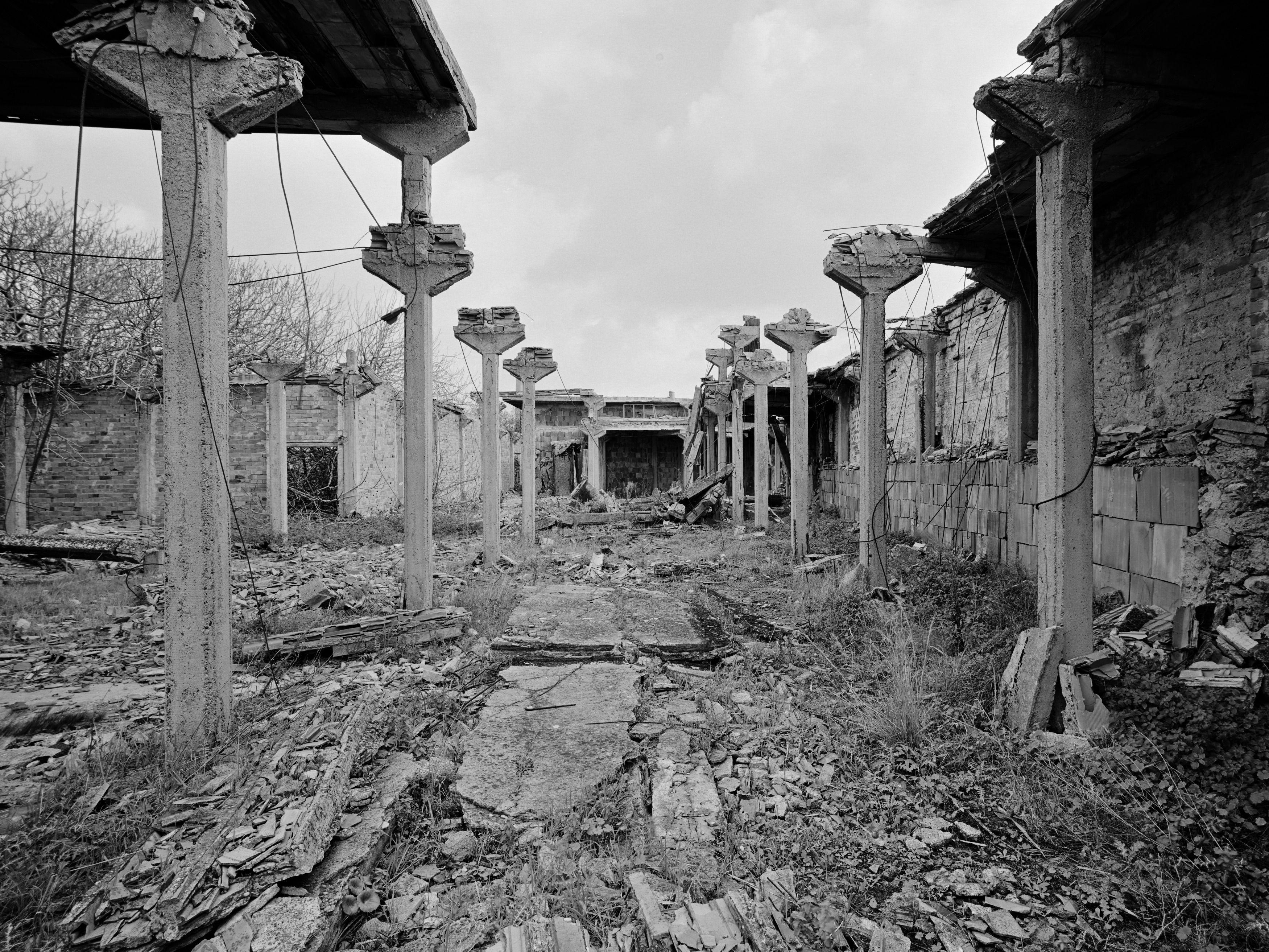 Uhlig The Brickyard