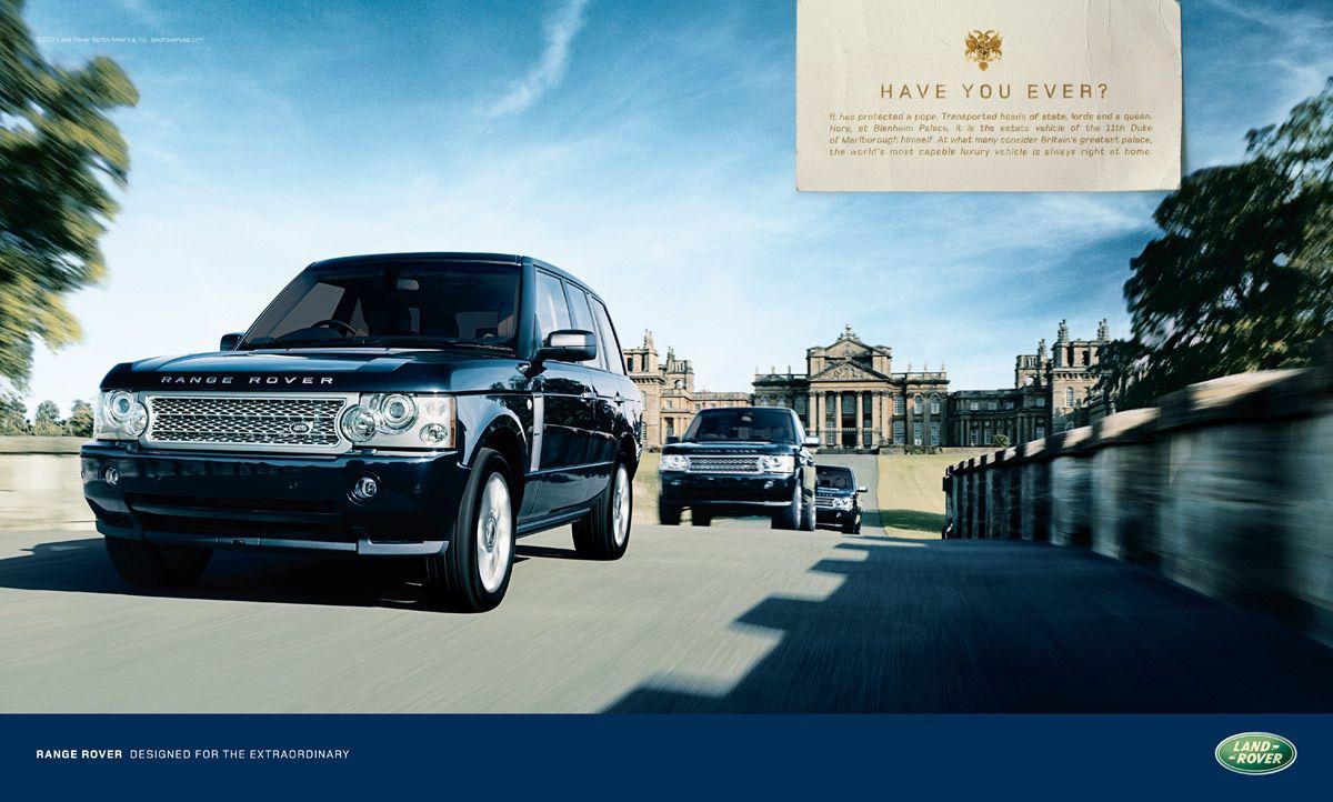 Watts Land Rover