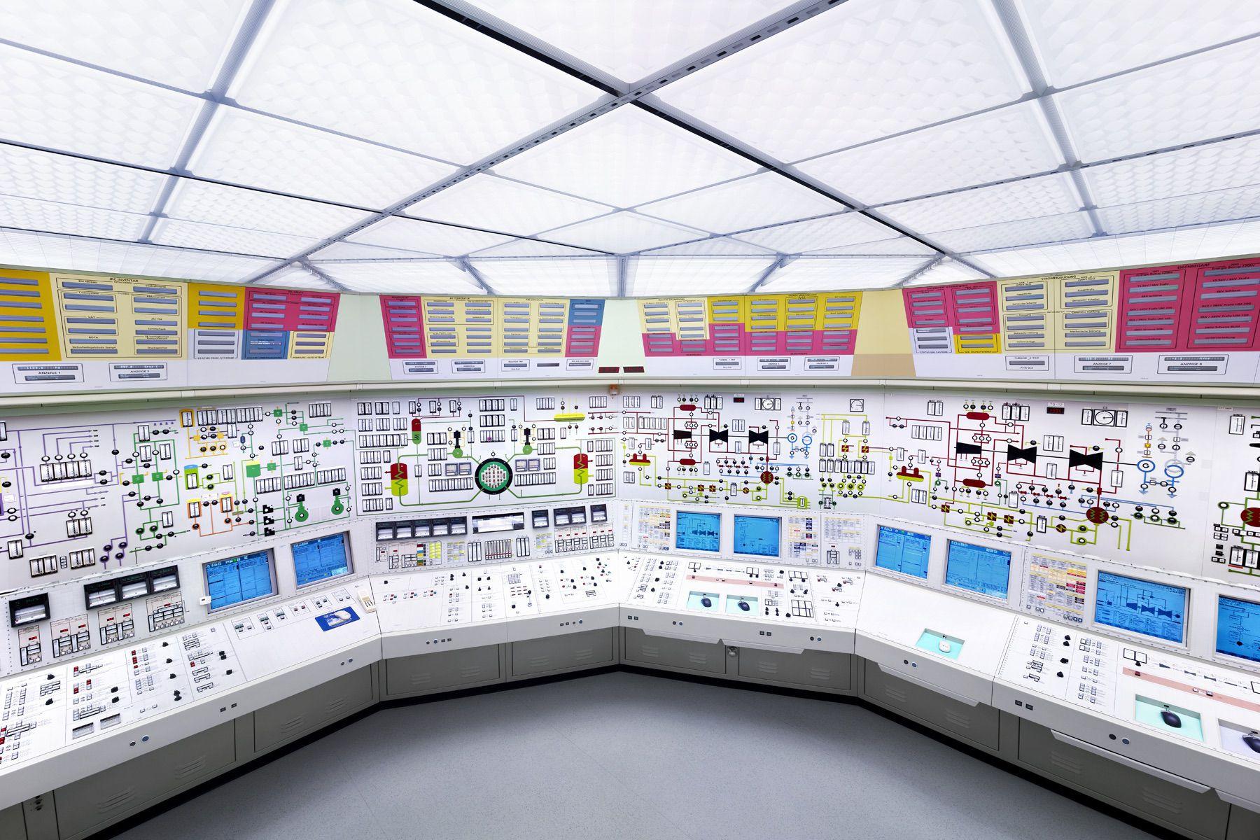 Zanier Corridors of Power