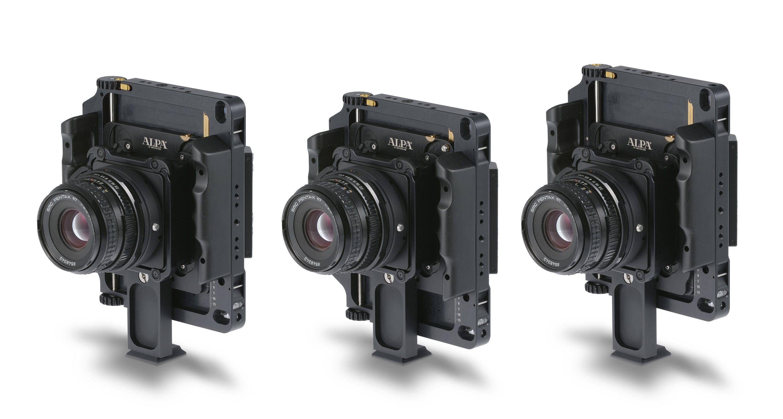 Shift range of ALPA 12 MAX with ALPA Pentax 67 Lens Module.