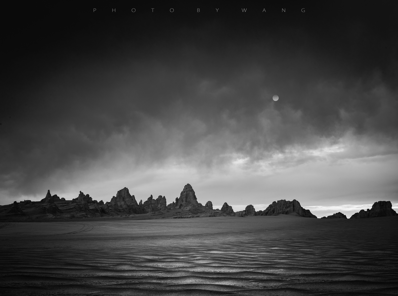 Scenery by Wang Hao