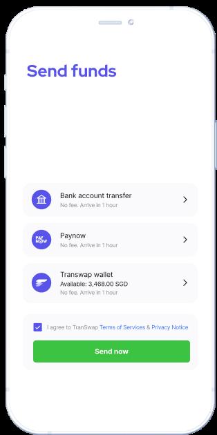 Transwap Transaction