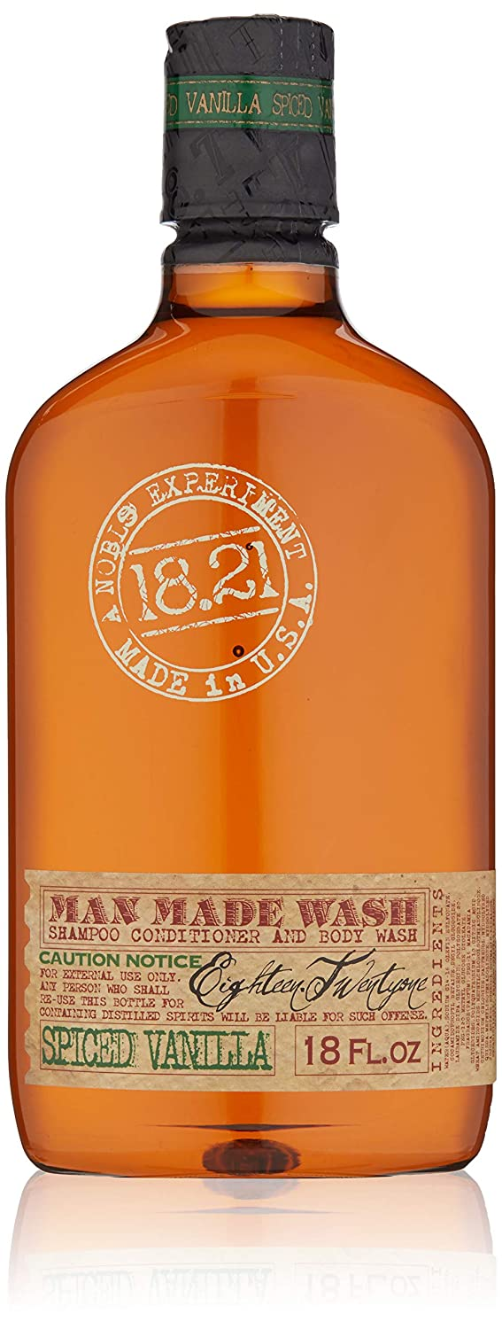 Spiced Vanilla Man Made Wash