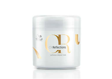 Oil Reflections Reboost Mask