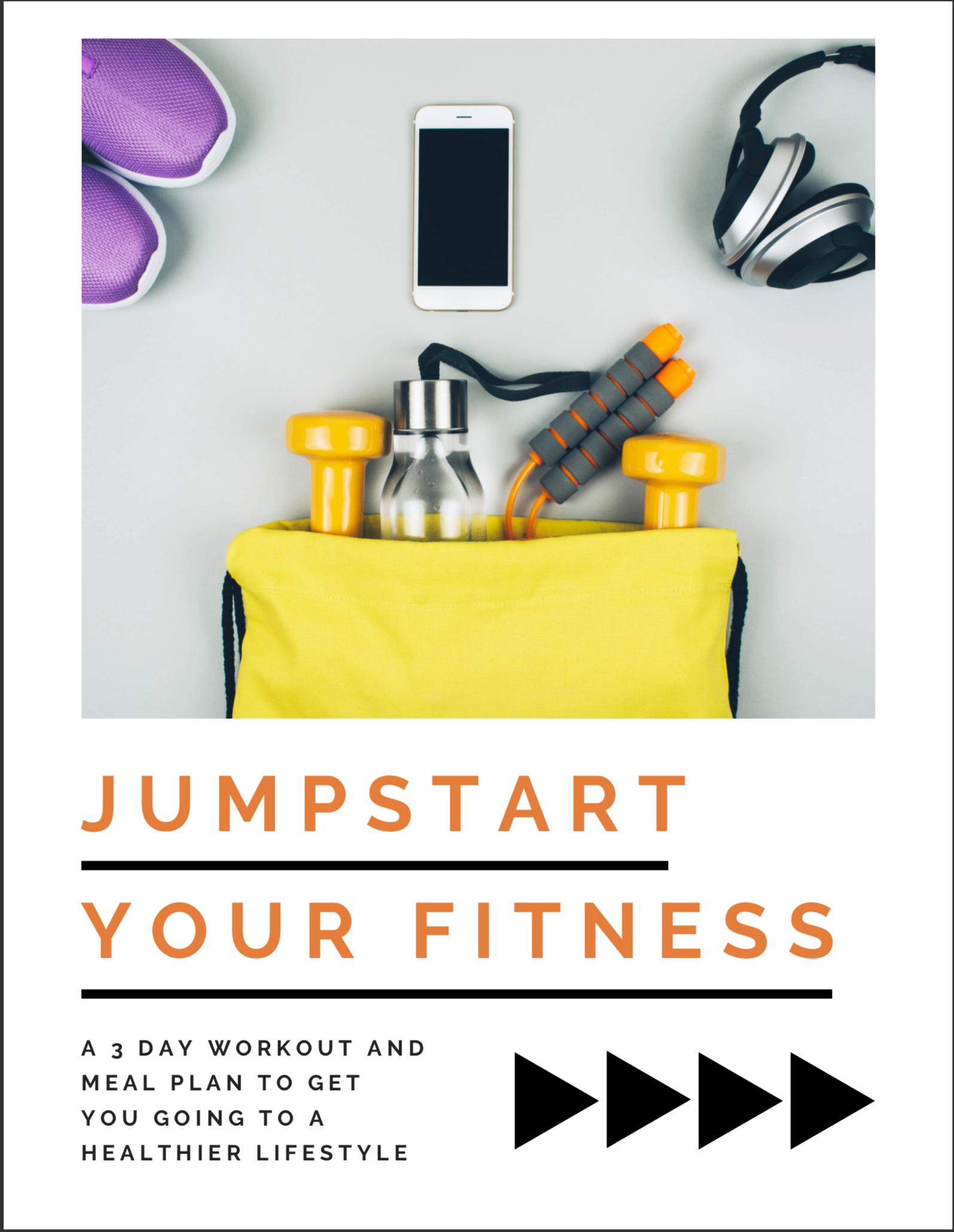 Jumpstart Your Fitness
