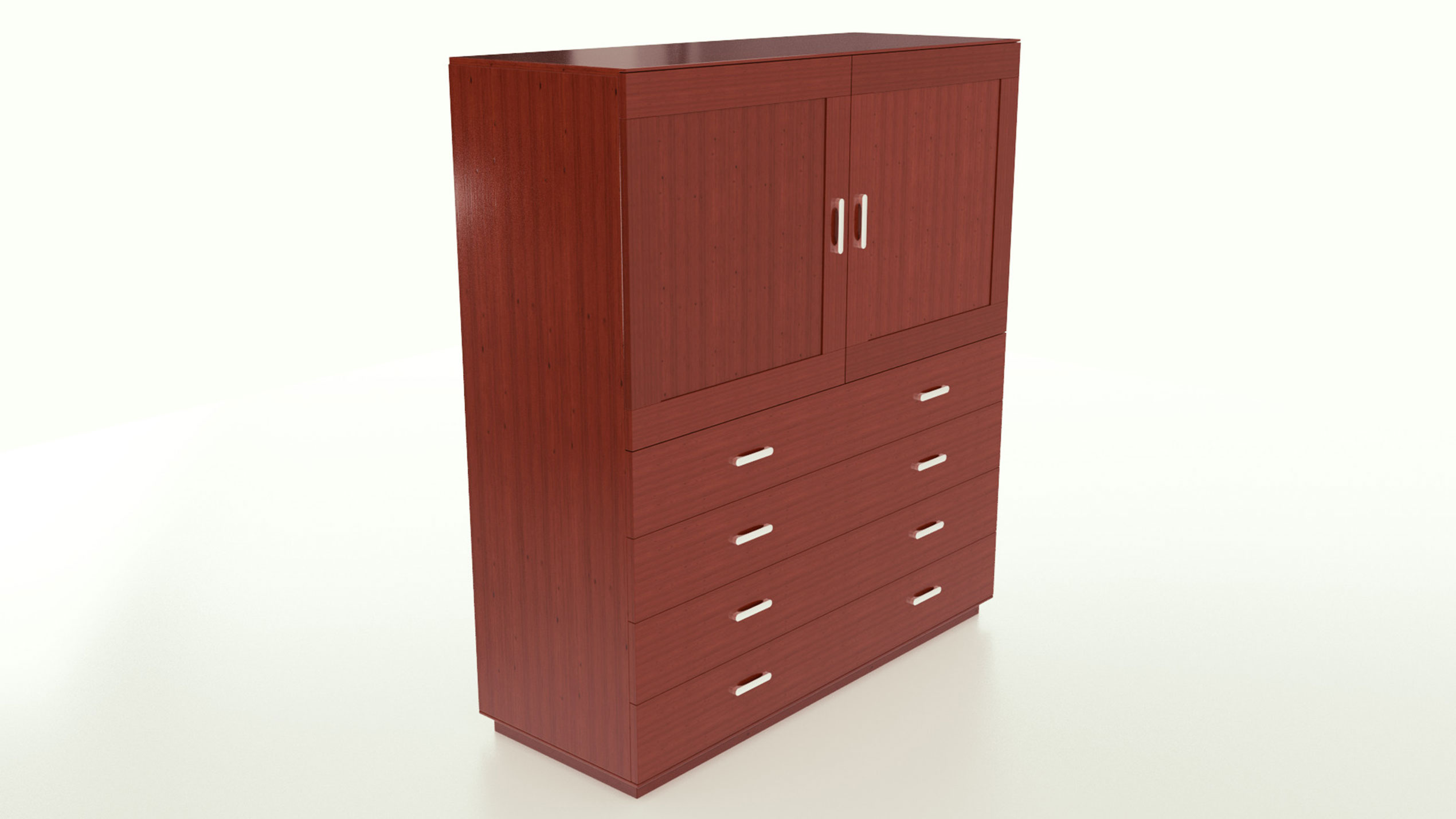 The Waldeck chest from Quagga Designs